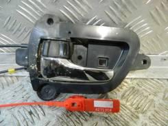 Ручка двери внутренняя Mitsubishi Outlander Xl 2005-2012 [5716A088XA] CW, задняя правая
