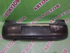 Бампер задний Volkswagen Polo 2009- [6R6807421BH] V HB