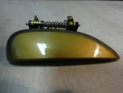 Ручка двери наружная Renault Sandero 2014- [806067028R] 5S, правая
