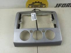 Рамка на магнитолу Ford Focus 2 2005 [1509709] CB4