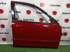 Дверь Mazda Familia S-Wagon 1999 BJ8W FP-DE, передняя правая