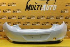 Бампер Opel Astra 2012-2017 [20877796] J, задний