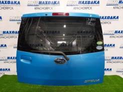 Дверь задняя Subaru Stella 2011-2014 [60809KJ0009P] LA100F KF, задняя