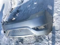 Бампер задний Hyundai Solaris хэтчбек 10-14 г.