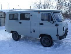 УАЗ-374195, 2019