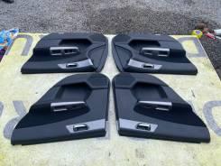 Дверные карты комплект Subaru Forester