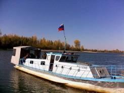 Пробам катер метчик 2013 г. г новосибирск