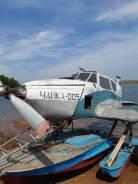 Самолёт переделанный в аэролодку