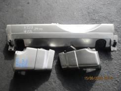 Бампер Mitsubishi Pajero MINI 2002, задний