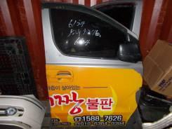 Дверь Hyundai Grand Starex 2010 TQ, передняя правая