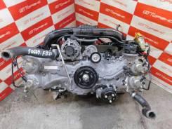 Двигатель в сборе Subaru Impreza