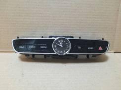 Панель радио навигация часы телефон Mercedes-Benz E-Class 2018 [A2138272000] W213