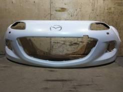 Бампер передний Mazda Mx-5 2013 [NPY25003XCBB] 2.0, передний