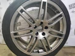 Диск колесный литой Audi A6 2007 [4F0601025BA] C6 ASB