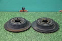 Тормозной диск Nissan Murano 2008 [43206CN000] TNZ51 QR25DE, задний