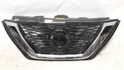 Решетка радиатора Nissan Qashqai 2014-2019 [62310HV22C] J11, передняя