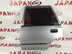 Дверь Nissan Avenir VEW10 SR18DE, задняя левая