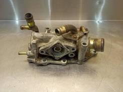 Фланец системы охлаждения Nissan Tiida 2010 [11060ED000] C11 HR15DE