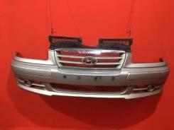 Бампер Hyundai Trajet 1998-2008 [865103A100] Минивэн D4EA, передний