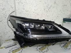 Фара Lexus Lx570 2015 [8114560L10] URJ201 5.7 3UR-FE, передняя правая