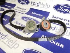 Ремень ГРМ с роликами 2.5 Бензин Турбо. Ford Focus 2 St/Rs 2008-2013 [1372015] 2.5 Бензин / Турбо.