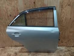 Дверь боковая Toyota Allion 2010 NZT260 1NZ-FE, задняя правая