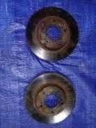 Тормозной диск Nissan Avenir 1999 [4020688E05] W11 QG18, передний