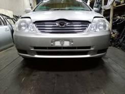 Бампер Toyota Corolla 2003 [521191E800B2] NZE121G 1NZFE, передний