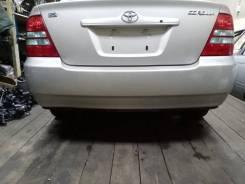 Бампер Toyota Corolla 2003 [521591A850B2] NZE121G 1NZFE, задний
