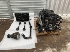 Двигатель свап комплект Bmw 4-Series 2017 F36 N57D30B
