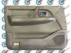Обшивка Mitsubishi Pajero [MB775058] V21C, передняя левая [4497]