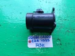 Датчик потока воздуха Nissan Nv350 Caravan E26