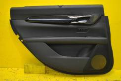 Обшивка двери Cadillac Ct6 2016-, задняя левая