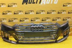Бампер Audi A5 2016-2020 F5 S-LINE Coupe, передний