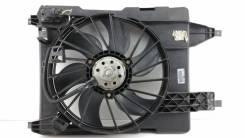 Диффузор радиатора Renault Scenic 2009 7701054967, 7701071863, 8200884679