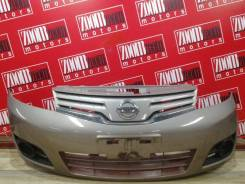 Бампер Nissan NOTE 2008-2012, передний