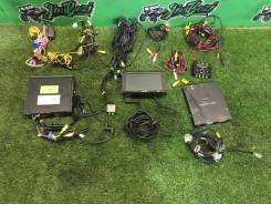 Магнитола Carrozzeria Pioneer AVIC-ZH09CS, USB, SD, AUX, DVD, MP3, HDD Infiniti Ex35 2008 год [043] J50 VQ35HR