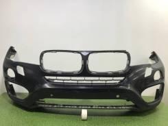 Бампер передний BMW X6 2014-2020 [51117422898,51117319795]