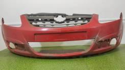 Бампер передний Opel Corsa 2006-2014 [332550271]