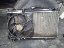 Диффузор радиатора Nissan Primera P11