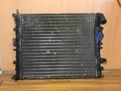 Радиатор охлаждения Renault Symbol 1 1999-2008 [7700436693] K4J