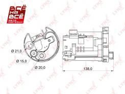 Фильтр топливный погружной подходит для Toyota Corolla(_E12_) 1.3-1.8 01/ Corolla(_E11_) 1.4-1.6 99-, , шт LYNXauto LF162M