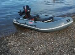 Продам лодку Посейдон с Японским мотором Tohatsu