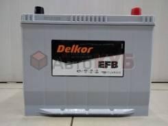 Аккумулятор Delkor EFB S-95 (130D26L) 80А/ч 720А (Start Stop)