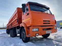 КамАЗ 65115-N3, 2012