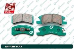 Колодки тормозные , , шт GP06100 G-Brake GP06100
