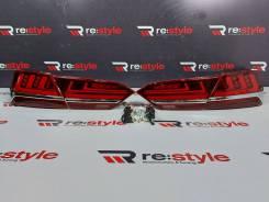 Стопы Toyota Camry(XV70) 2017-н/в стиль Lexus красные комплект.