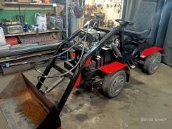 Трактор сочлененный 4 WD