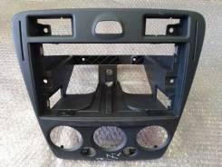 Рамка магнитолы под кондиционер БУ оригинал Ford Fusion (2002-2012) [1479772]