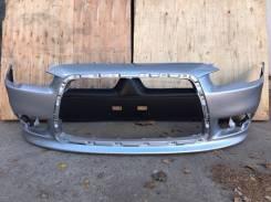 Бампер Mitsubishi Lancer 2012- [6400B500] 10, передний